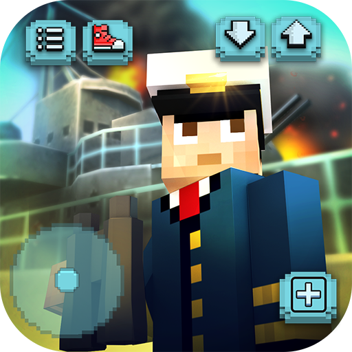 Warship Battle Craft: Naval War Game of Crafting file APK for Gaming PC/PS3/PS4 Smart TV