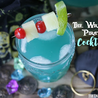 The Wrecked Pirate Cocktail Recipe