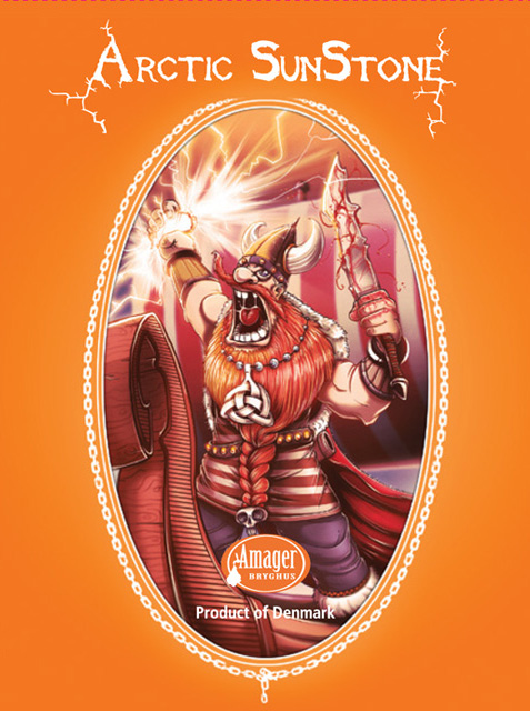 Logo of Amager / Three Floyds Arctic Sunstone