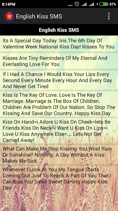 2019 Love SMS Messages screenshots