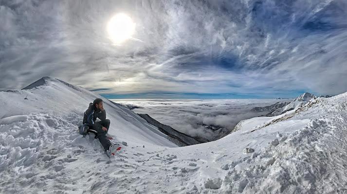 Pausa sci di Patrix
