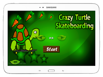 Crazy Turtle Skateboarding screenshot 18
