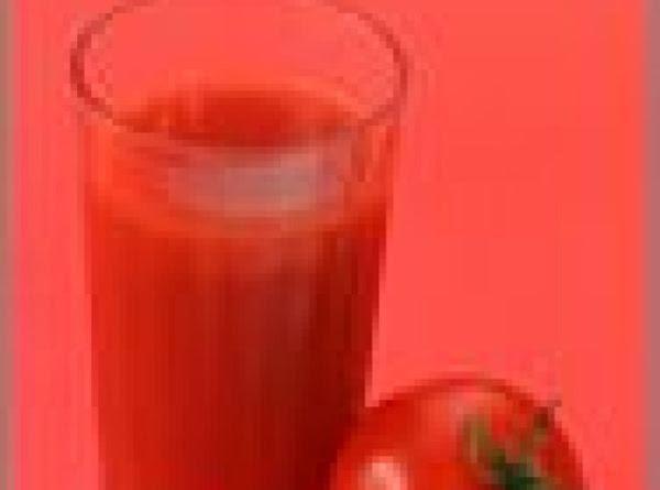 Tomato Juice Made From Tomato Paste Recipe