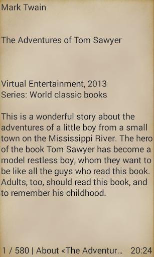 The Adventures of Tom Sawyer image 2