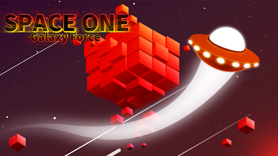 Space one : Galaxy Force 1.25 (MOD + APK) Download 1
