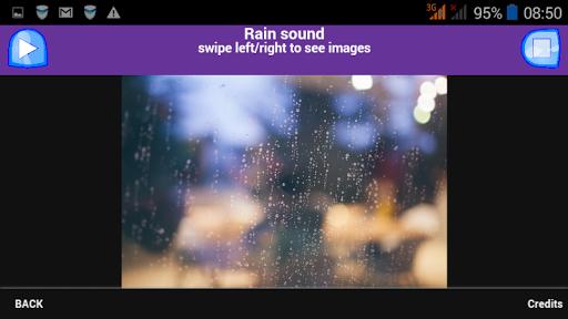 Instant Calming Rain Natural