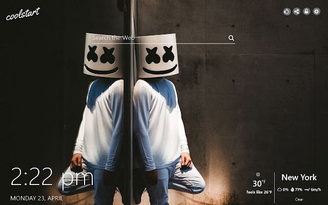 Marshmello HD Wallpapers DJ Music Themes