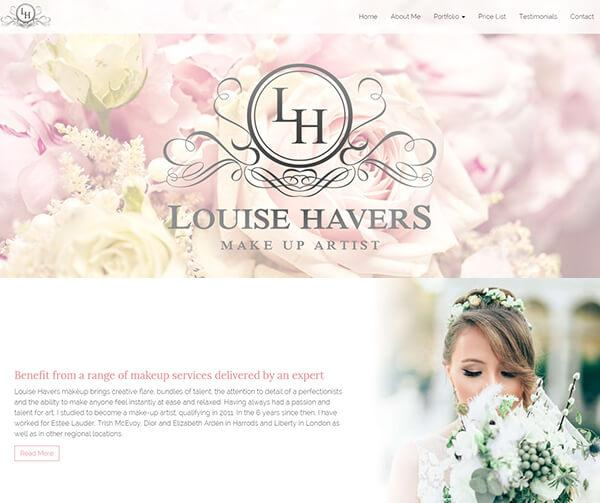 louise havers make up artist
