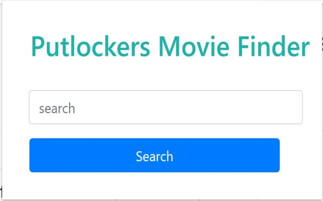 Putlocker official - Putlocker - Putlockers