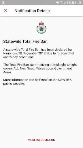 Fires Near Me NSW screenshot 8