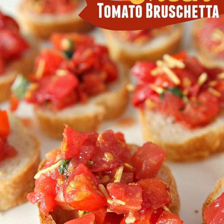 Fresh Bruschetta Recipe