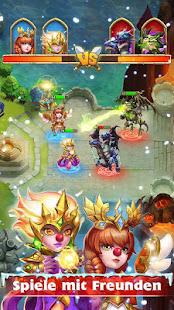 Castle Clash: King's Castle DE 11