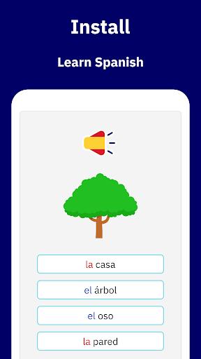 Learn Spanish - Español screenshot 4