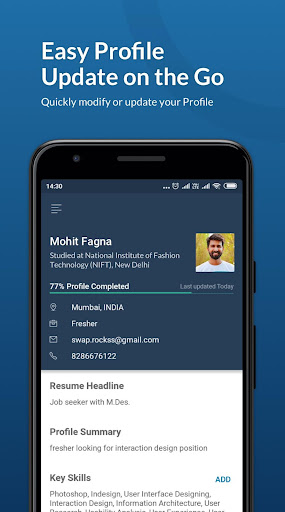 Download Naukri Com Job Search App Search Jobs On The Go Free For Android Naukri Com Job Search App Search Jobs On The Go Apk Download Steprimo Com