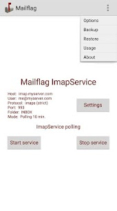 Mailflag email notification filter 7.7 Android Mod APK 1