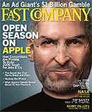 Fast Company cover December 2007