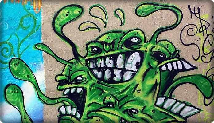 Graffiti Art Simple- screenshot