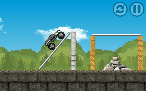 Monster Truck Xtreme Offroad Game modavailable screenshots 7