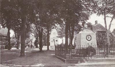 Denkmal ca. 1910