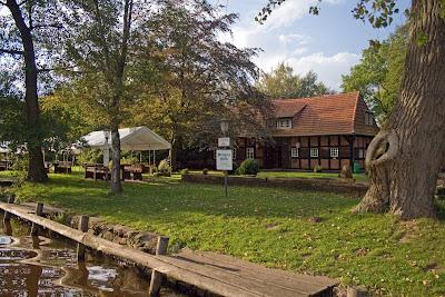 Melchers Hütte an der Hamme