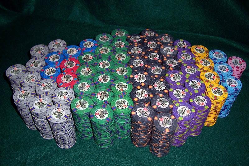 nevada jacks clay poker chips