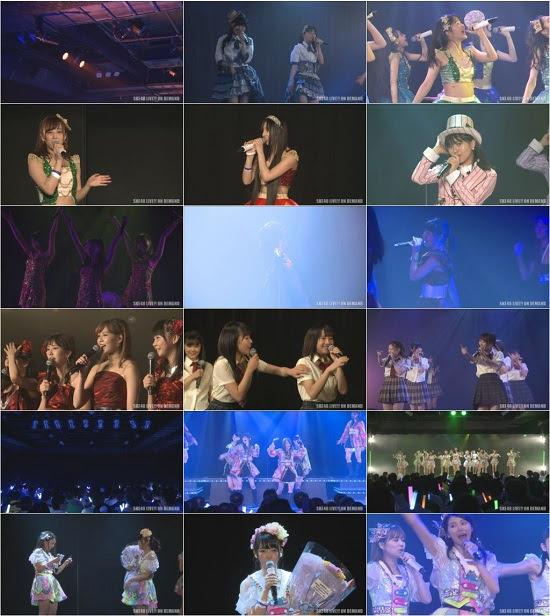 (LIVE)(720p) SKE48 チームE「SKEフェスティバル」公演 高畑結希 生誕祭 Live 720p 170728