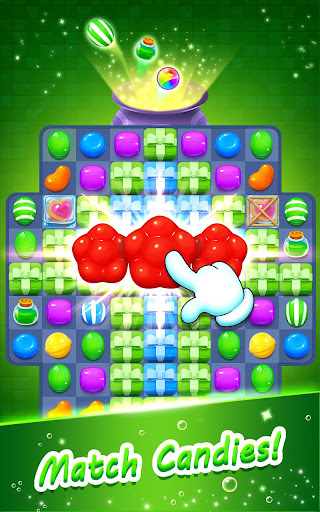 Candy Witch - Match 3 Puzzle Free Games 15.7.5009 screenshots 12