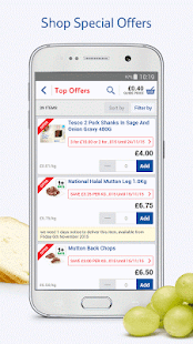 Tesco Groceries: Food Shop- screenshot thumbnail