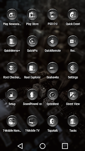 Dap Gray - Icon Pack screenshot 4