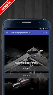 Gun Wallpapers HD - náhled