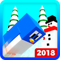 Icy Penguin - Ice running game icon