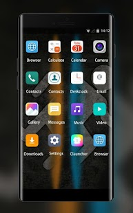 Theme for LG L45 Dual - náhled