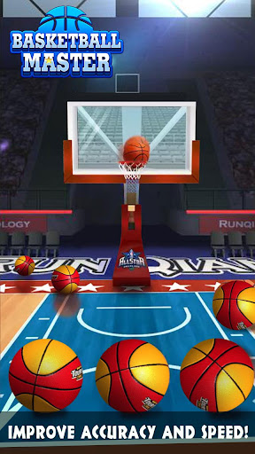 Basketball Master - Slam Dunk - screenshot