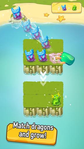 Dragon Evolution Match & Merge screenshot 11