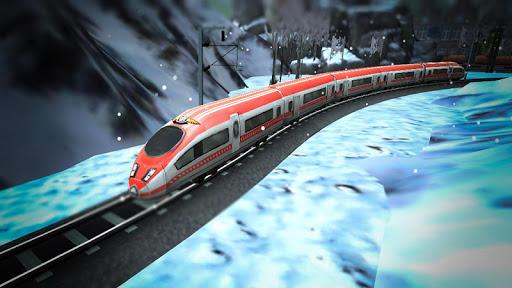 Train Simulator Games 2018 1.5 screenshots 1