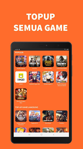 Coda Shop Pro - Topup Voucher Game Online