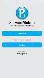 P$ Mobile Service- screenshot thumbnail
