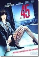 45 The movie dvd