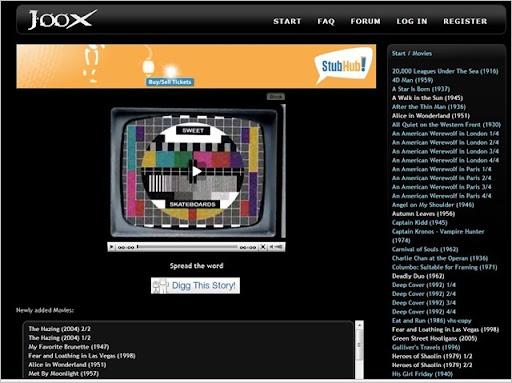 divx movies  online