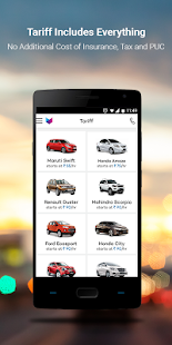Voler - Self Drive Car Rentals- screenshot thumbnail