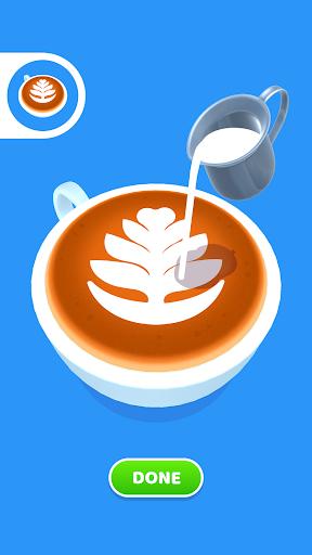 Café 3D  captures d'écran 1