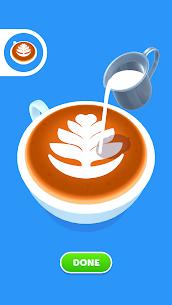 Coffee Shop 3D MOD (Unlimited Money) 1