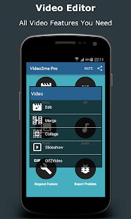 Video2me Pro:HD Video,GIF Edit Screenshot