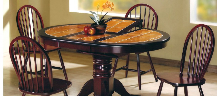 обеденные столы раздвижные