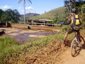 Photo: Balneário da igrejinha, sentido Água Santa