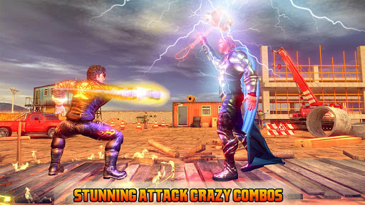 Real Superhero Kung Fu Fight Champion for PC
