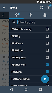 F&S Stockholm- screenshot thumbnail