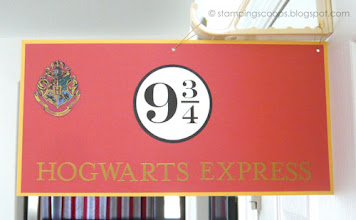 Photo: Hogwarts Express Sign