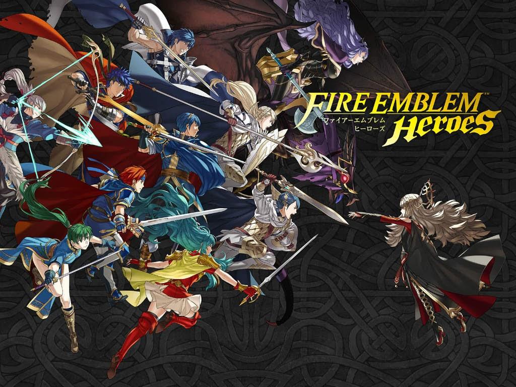 [Fire Emblem Heroes] แจกของขวัญฉลองวัน Nintendo Switch ออกวางจำหน่าย!