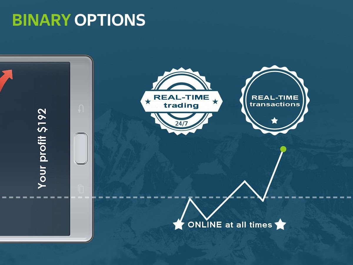 Binary options online game